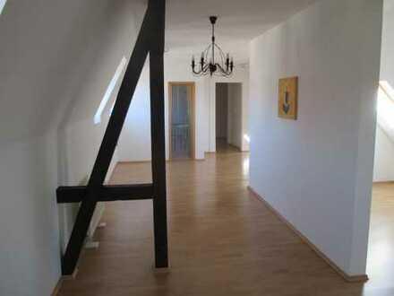 Tolle 1-Zimmer-Wohnung mit raffiniertem Grundriss und traumhafter Fernsicht über Plauen