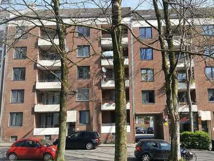 Vermietete 3-Zimmer-Wohnung in unmittelbarer Uni-Nähe