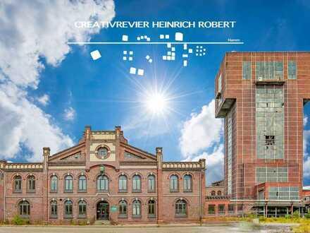 80 qm Büro im Herzen des CreativRevier Heinrich Robert zu vermieten