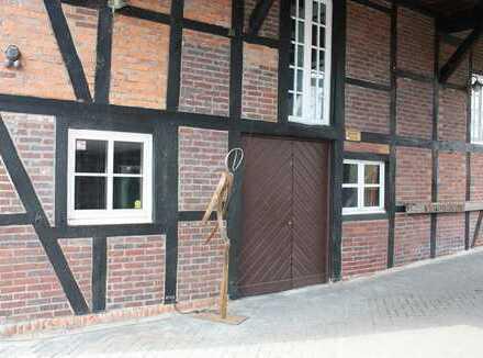 Mehr Repräsentanz geht nicht ! Galerie, Atelier oder Bürofläche in restaurierter Mühle