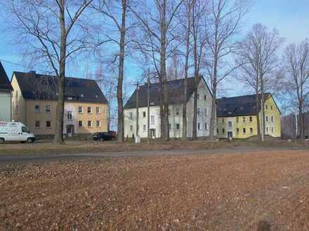 3 Mehrfamilienhäuser im Grünen