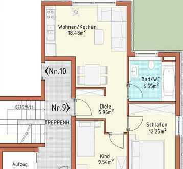 Neubauprojekt Harthausen - Haus 2 - Wohnung 9