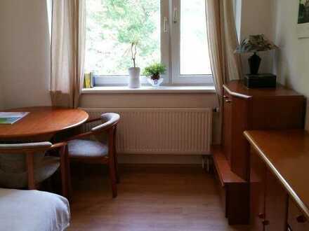 möbliertes Zimmer in Ricklingen, 5 Min. Fussweg zu HSH