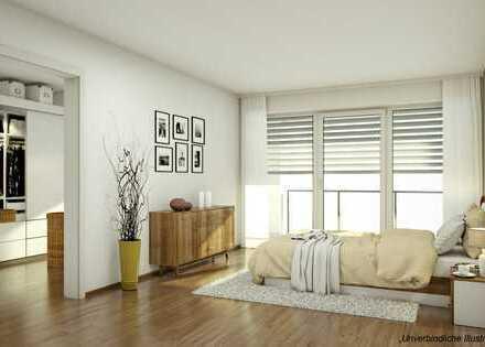 Schöne 3-Zimmer-Wohnung mit großer Loggia im Herzen von Rheinfelden