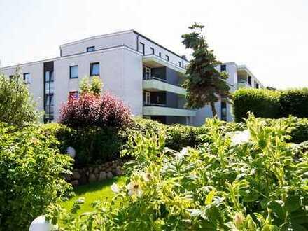 Gut geschnittene 3 Zimmer Wohnung in bester Lage Westerlands, ganz nah am Strand!