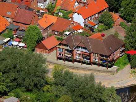 Wohnen mit Blick auf die Jeetzel in Hitzacker (Elbe)