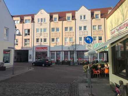 Verkaufsfläche im Zentrum von Roßlau