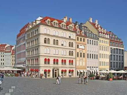 4-Zi-Whg. an der Frauenkirche - in der City von Dresden wohnen und arbeiten.