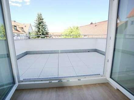 Moderne 4 Zimmer-Neubau-Wohnung mit großzügiger Raumgestaltung und hochwertiger Ausstattung
