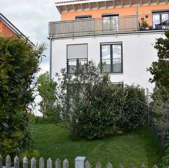 Zentral und modern - Doppelhaushälfte in ruhiger Lage - provisionsfrei von Privat
