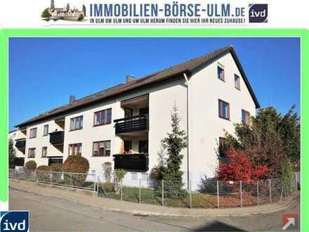Helle gut geschnittene Wohnung in Neu-Ulm/Gerlenhofen