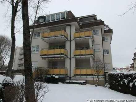 2-Zimmer-Wohnung mit Einbauküche und Garage in zentraler Lage von Bad Dürrheim!