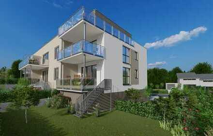 Gartengeschoss 3,5 Zimmer mit Gartenbalkon und 106m² Gartenanteil