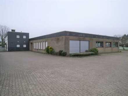 Lagerhalle/Produktionshalle mit Bürofläche in zentraler Lage von Bielefeld!