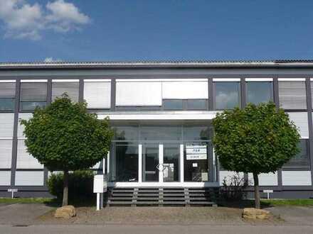 Einzelner Büroraum (ca. 25 m²) im Erdgeschoss im Bürocenter in 74933 Neidenstein