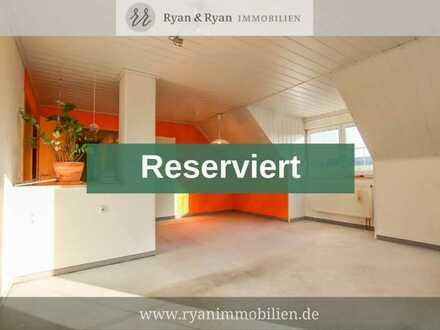 Statt 60qm Standard-Wohnung in Donauwörth, ca. 103qm Wohnung mit 200qm eigenem Garten in Daiting!