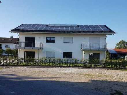 Erstbezug: freundliche 2,5-Zimmer-Wohnung mit Balkon in Rosenheim (Langenpfunzen)