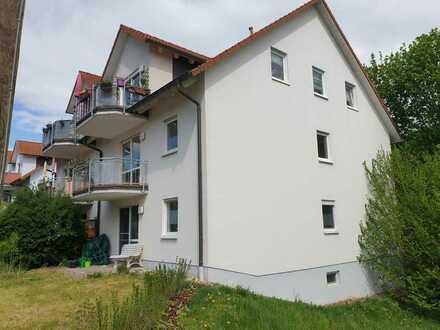 Großzügige 3-Zimmer-Wohnung im Grünen