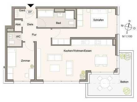 Moderne 3,5-Zimmer-Wohnung Opilio - Das neue Architektur-Highlight in Markgröningen !!