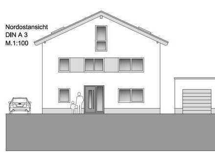 Neubaueigentumswohnung im 2-Parteienhaus
