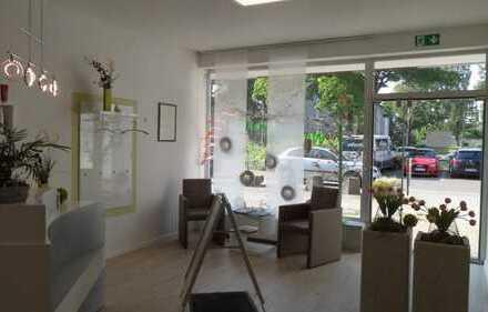 Modernes, ebenerdiges Ladenlokal / Büro / Praxis in Voerde - Friedrichsfeld
