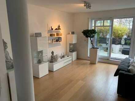 3,5-Zimmer-Maisonette-Wohnung mit Balkon in Schwetzingen Schälzig