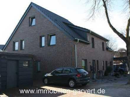 Schöner wohnen! Moderne Maisonette-Wohnung mit Loggia in einem Doppelhaus in Südlohn-Oeding