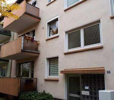 Schön geschnittene Wohnung mit Balkon in Essen-Bedingrade