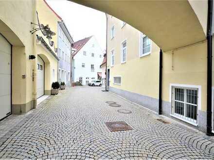 Wohnen in der historischen Altstadt!