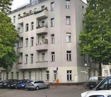 Heidelberger Str. + vermietete 2 Zi ETW im 1.OG mit Blick ins Grüne + Balkon + gr. EBK + Duschbad