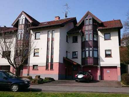 Sehr schöne 2-Zimmer Wohnung direkt an dem Fluss Jossa in Jossgrund / Oberndorf