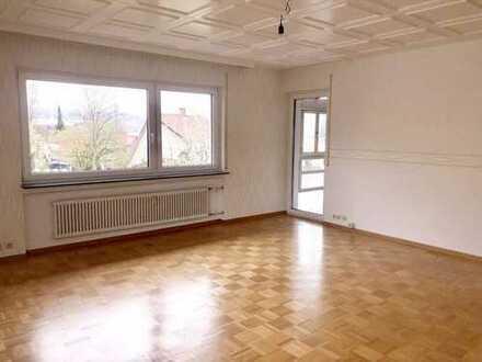 Großzügige 3 1/2 - 4 Zimmerwohnung mit EBK u. Wintergarten in ruhiger Lage an PAAR MITTL. ALTERS
