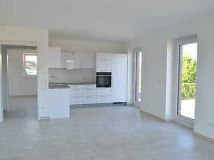 Hochwertige 2-Zimmer Wohnung mit Küche und Balkon