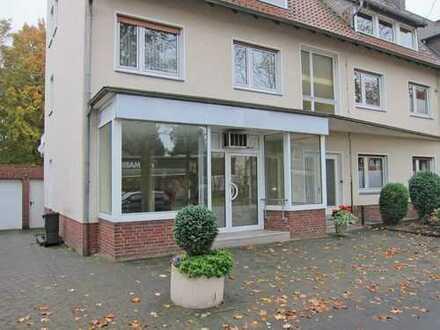 Kleine Verkaufsfläche im Stadtteilzentrum Sentrup