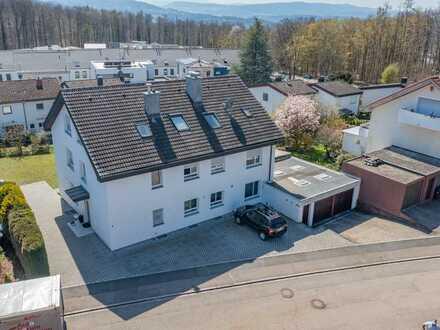 Modernes Mehrfamilienhaus im Neufeld