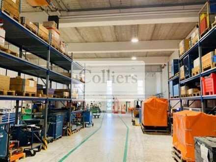 Provisionsfrei!Lager-, Produktions- u. Büroimmobilie in NBG-Eibach zur Eigennutzung o. Kapitalanlage
