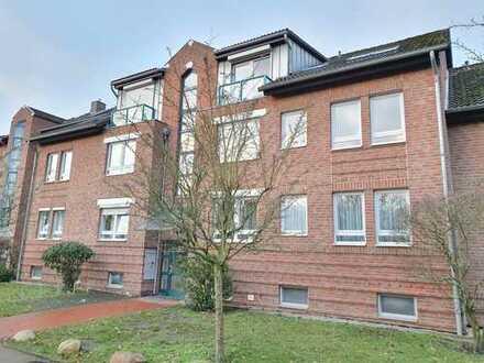 Frisch renovierte 3-Zimmer-Wohnung mit Balkon in Bothfeld