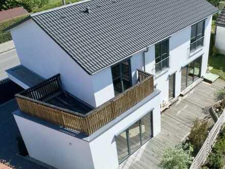 Nur 17 Minuten nach München-Pasing - Traumhaftes, neuwertiges Einfamilienhaus KfW 70 in Mering