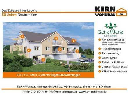 Mit Aufzug! 2,5 Zi.-Dachgeschoss-Wohnung mit Balkon WHG_06