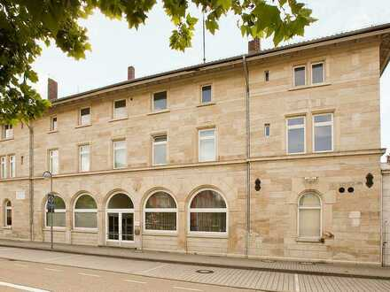 Zentral gelegenen Laden zu vermieten Bahnhof Ellwangen
