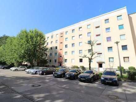 Helles Apartment mit Balkon ins Grüne!