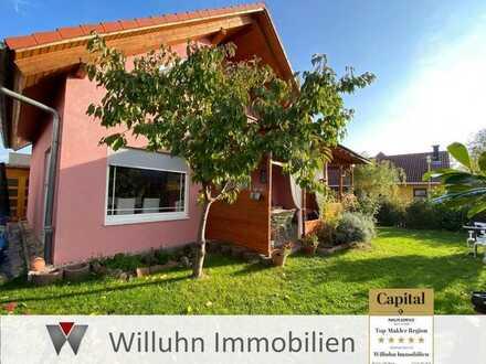 Liebevoll errichtetes Einfamilienhaus nahe des Kulkwitzer Sees