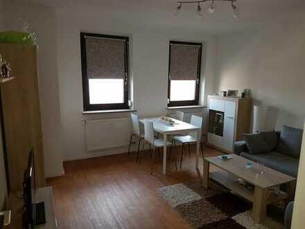 Stilvolle, vollständig renovierte 2-Zimmer-Wohnung mit EBK in Augsburg