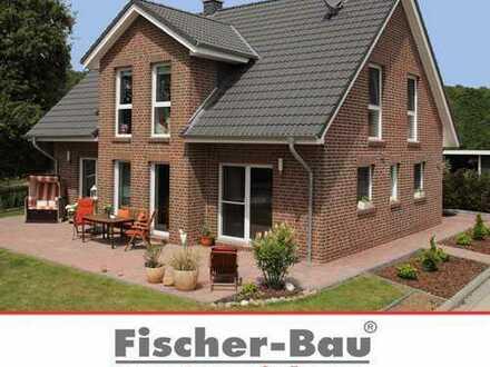 Hannover-Vinnhorst: Neubau Ihres individuellen Architektenhauses zum Festpreis. Stein auf Stein