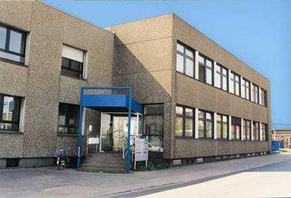 TRIWO Gewerbepark Hürth: Flexible Büroflächen zu vermieten