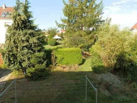 Helle Maisonette-Wohnung mit Blick ins Grüne, Wilkau-Haßlau