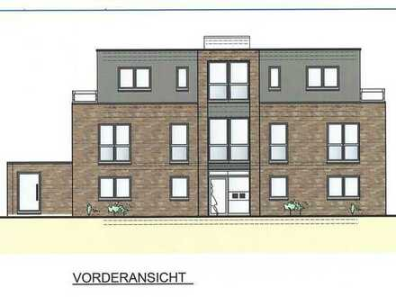 Neubau! Zentral gelegene Wohnung in Issum