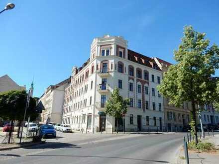 Schöner Altstadtblick - Tolle 2-Zimmer-Wohnung mit Balkon