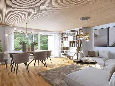 Bad Krozingen- Hausen am Ufer der Möhlin. Exklusive Neubau 2-Zimmer Eigentumswohnungen mit Balkon
