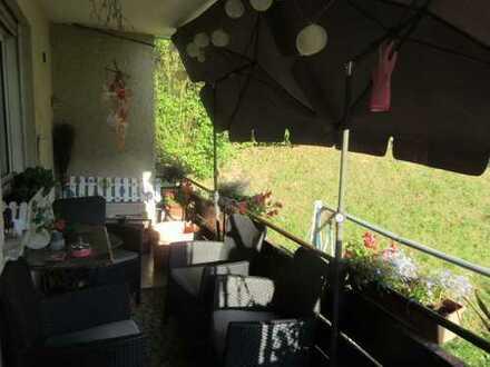 3-Zimmer-Wohnung mit Balkon in Bad Wildbad